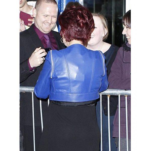 Sharon Osbourne X Factor Jacket
