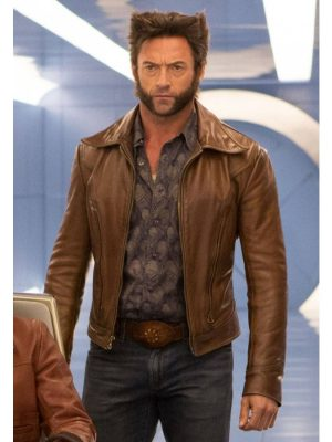 DAYS OF FUTURE PAST X MEN JACKET-0