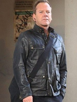 Jack Bauer 24 Live Another Day Jacket