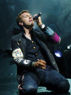 Coldplay Viva La Vida Chris Martin Jacket