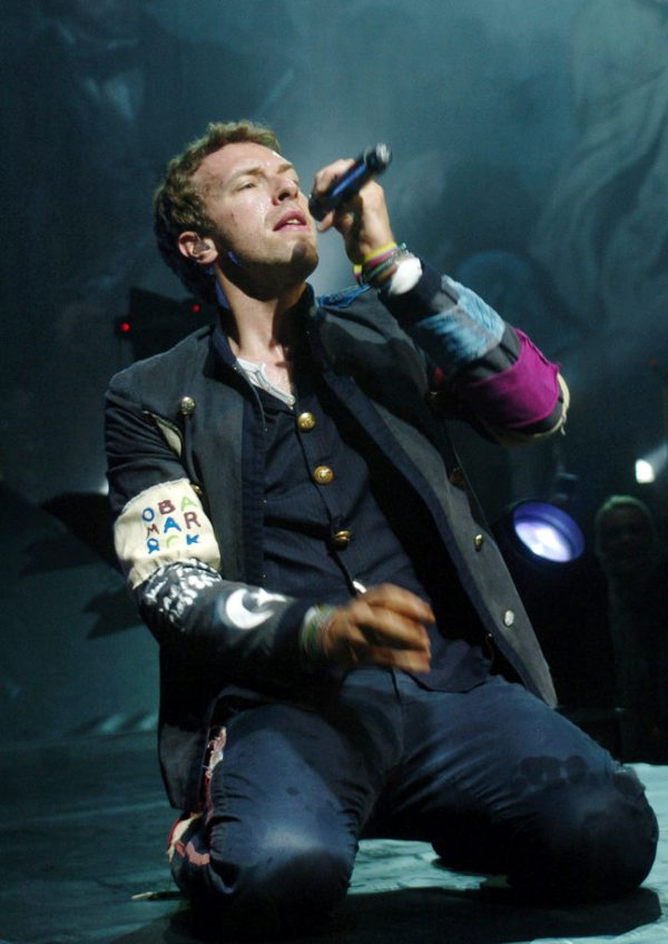 Coldplay Viva La Vida Chris Martin Jacket