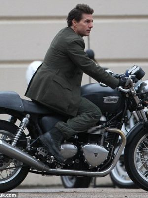 Edge of Tomorrow Tom Cruise Jacket