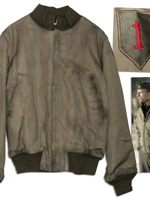 Bruce Willis Bomber Jacket