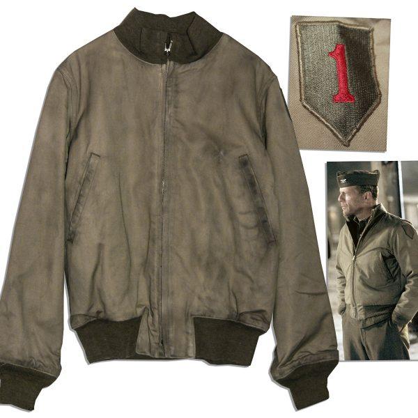 Bruce Willis Bomber Jacket