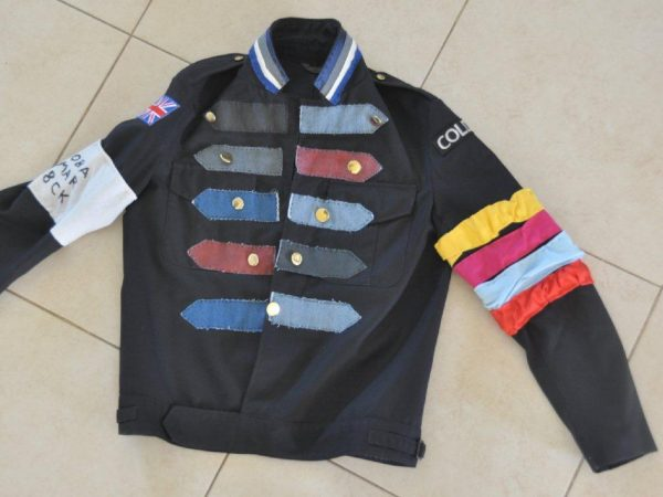 Coldplay Viva La Vida Jacket