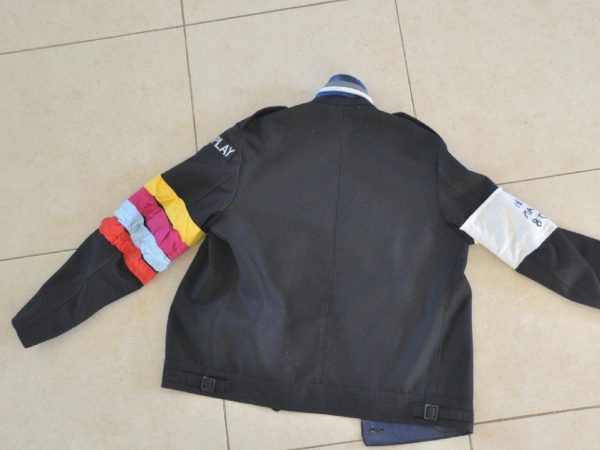Chris Martin Jacket