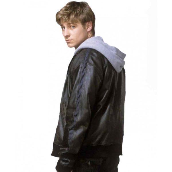 Ryan Atwood Black Leather Jacket The O.C