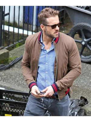 Ryan Reynolds Cotton Jacket