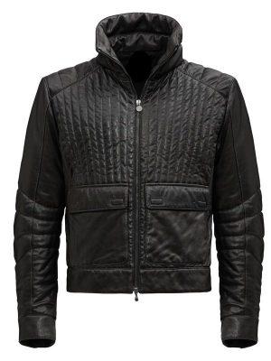 Darth Vader Star Wars Leather Jacket-0