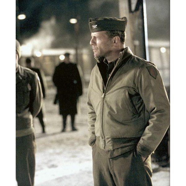 Bruce Willis Hart's War Jacket-0