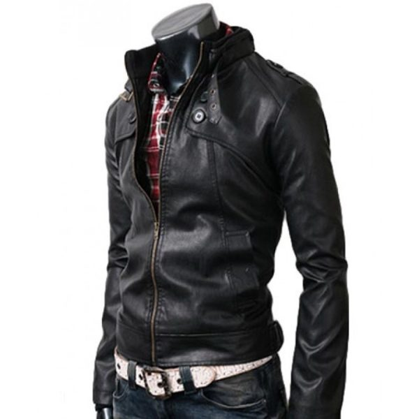 Mens Button Pocket Style Jacket