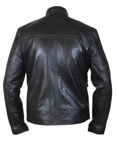 Sebastin Stan Bucky Barnes Slim-fit Jacket