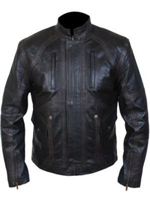 Captain America Sebastin Stan Leather Jacket