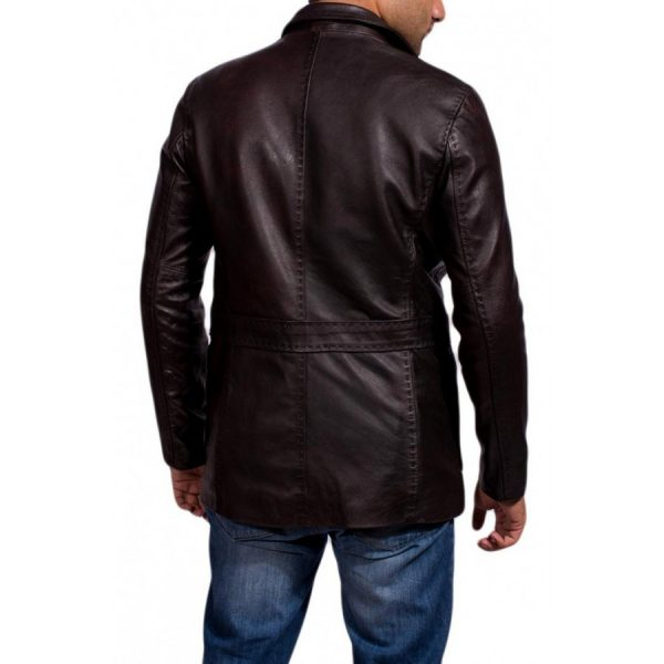Jason Statham Wild Card Jacket