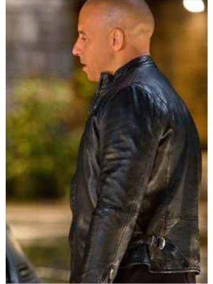 Vin Diesel Black Jacket