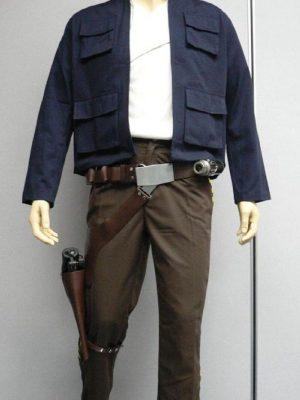 Star Wars Harrison Ford Blue Jacket