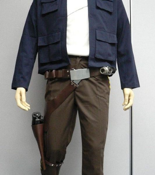 Star Wars Harrison Ford Blue Jacket