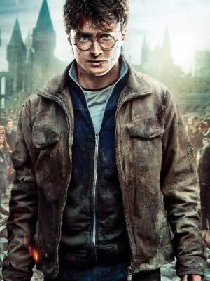 Harry Potter Deathly Hallows Part 2 Jacket-0