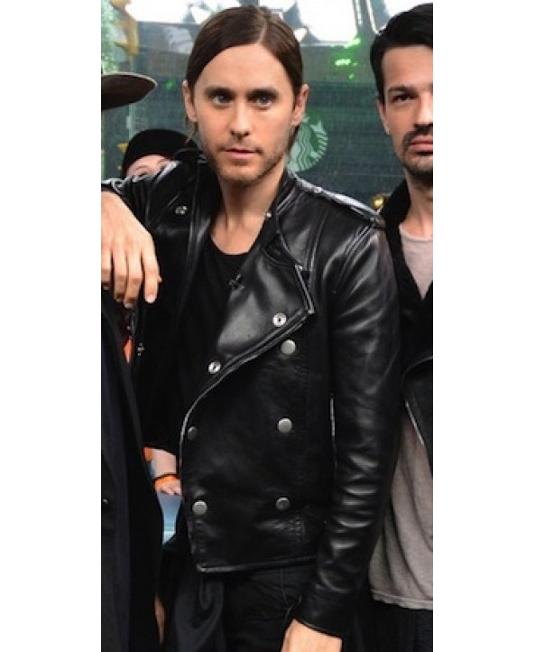 Thirty Seconds to Mars Leather Jacket