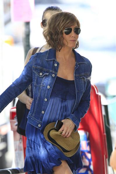 She's Funny That Way Jennifer Aniston Jacket