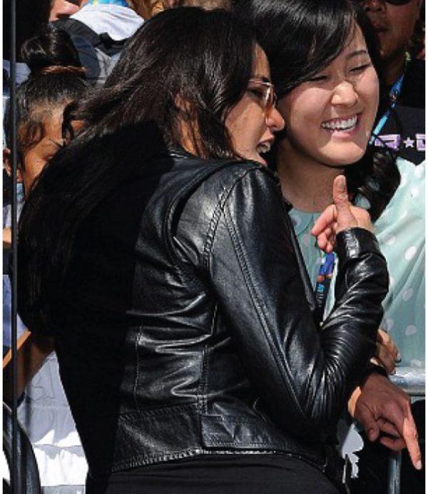 Michelle Rodriguez Jacket
