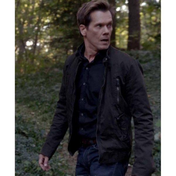 The Following Season 2 Ryan Hardy Jacket-0