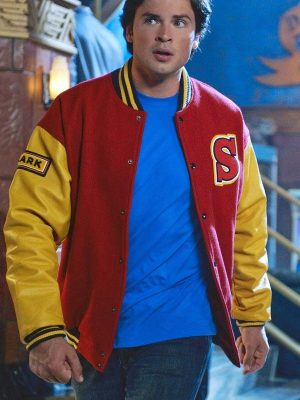 Smallville Varsity Jacket Homecoming-0