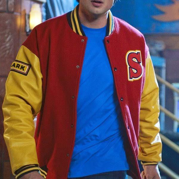 Smallville Varsity Jacket Homecoming-0
