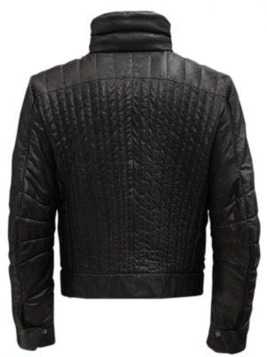 Star Wars Black Leather Jacket