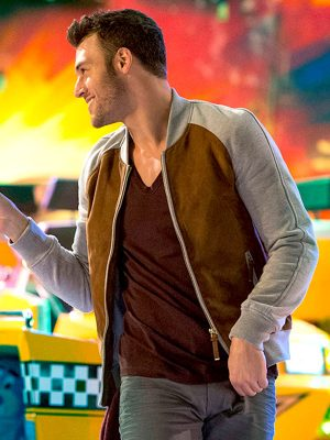 Ryan Guzman Step Up All in Jacket-0