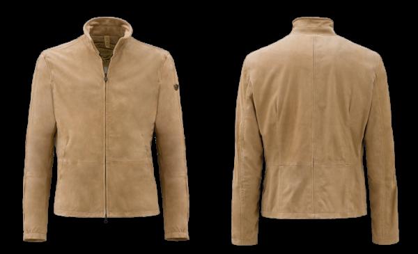 James Bond Leather Jacket
