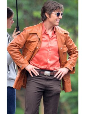 Tom Cruise American Made Jacket