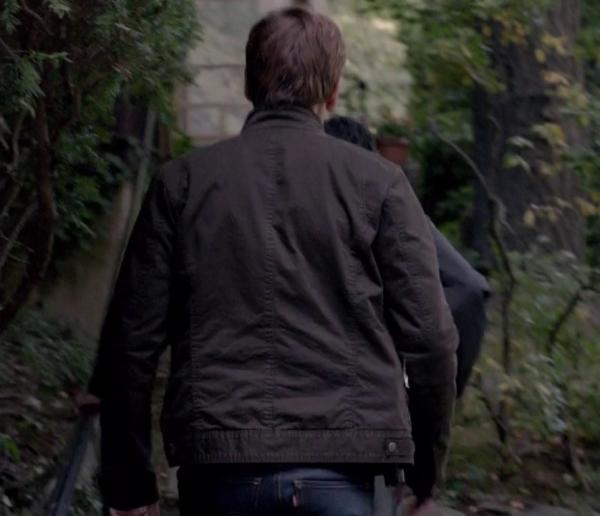 The Following Ryan Hardy Cotton Jacket