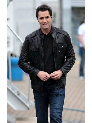 Carlos Fonnegra Black Jacket From Continuum