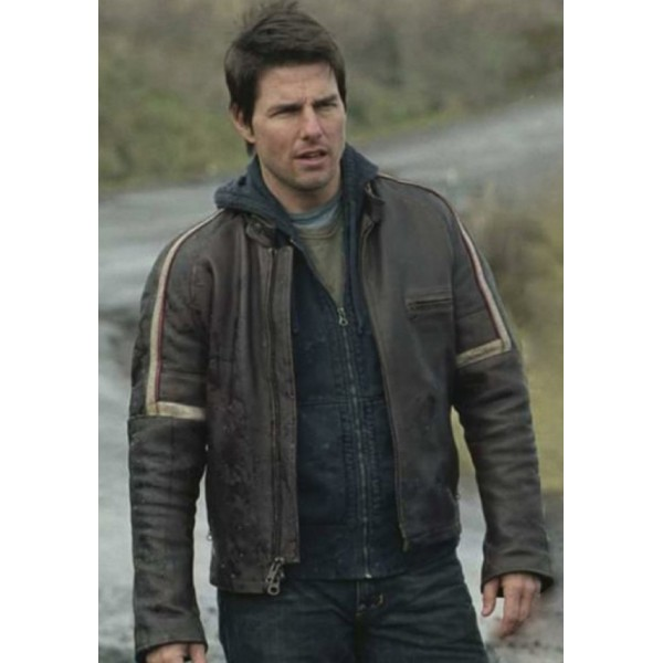 Tom Cruise Distressed Jacket