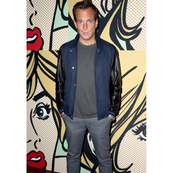 Will Arnett Jacket Wear in San Diego Comic Con-0