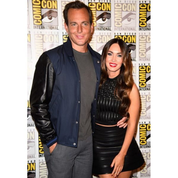 Will Arnett Cotton Jacket