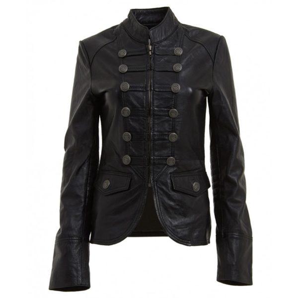 Black Womens Blazer Jacket