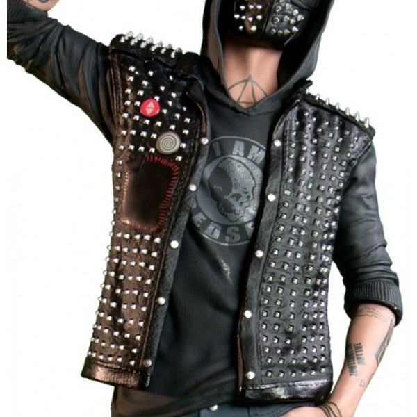 Watch Dogs 2 Wrench Leather Vest-0