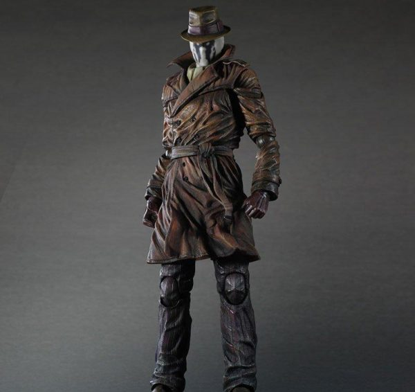 Watchmen Movie Rorschach Trench Coat-0