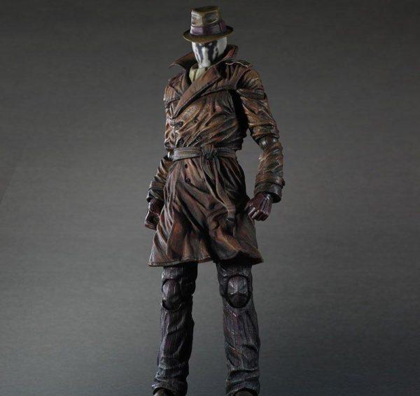 Watchmen Movie Rorschach Trench Coat-0