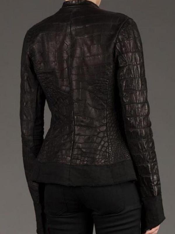 Affamee Leather Jacket