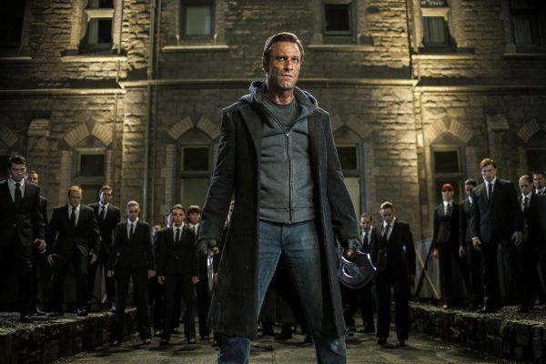 Aaron Eckhart Movie I Frankenstein Coat-0