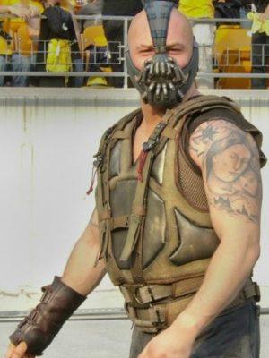 Tom Hardy The Dark Knight Rises Bane Vest-0