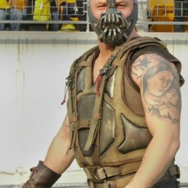 Tom Hardy The Dark Knight Rises Bane Vest-0