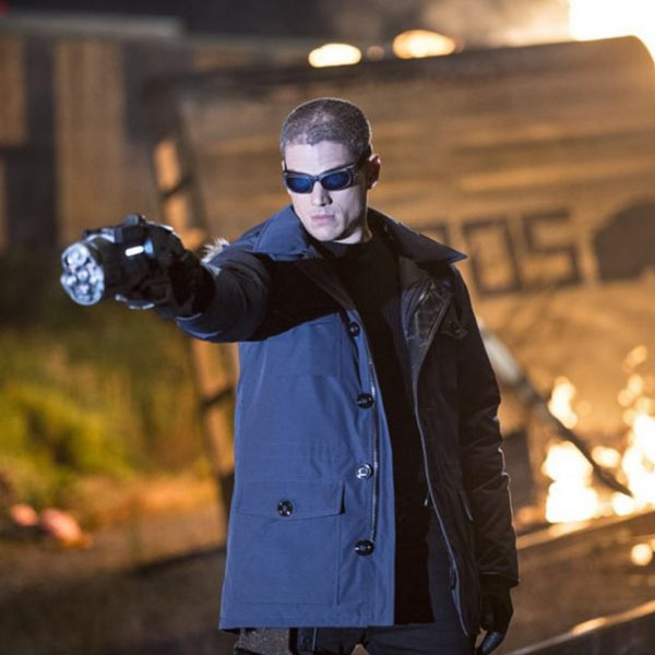 Legends of Tomorrow Captain Cold Jacket-0