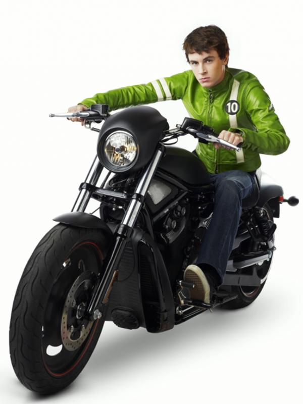 Alien Swarm Green Leather Jacket