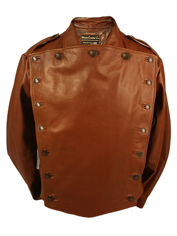 The Rocketeer Leather Jacket