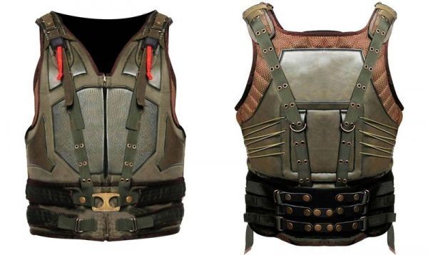 The Dark Knight Rises Tom Hardy Vest
