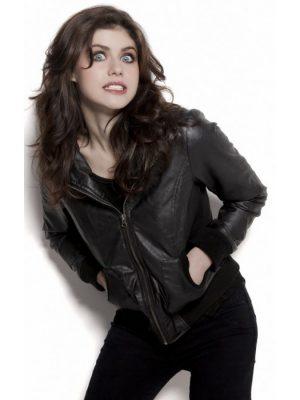 Alexandra Daddario Jacket